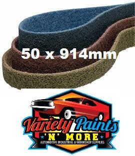 Norton BEARTEX Belt 50x914MM Coarse CX383430