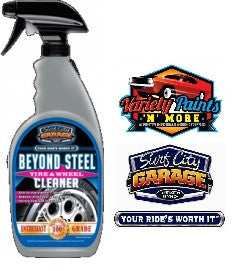 Beyond Steel Wheel Cleaner 24oz Surf City Garage