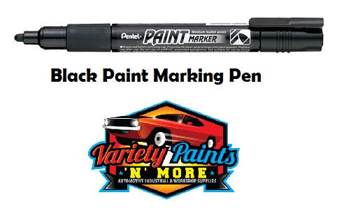 Pentel Auto Writer Black Paint Marking Pen