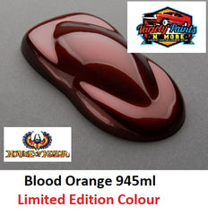 Limited Edition Blood Orange 945ml  SHIMRIN2® House of Kolor®