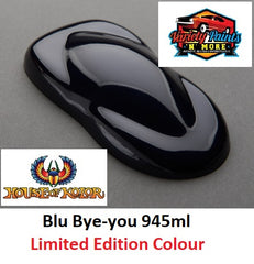 Limited Edition Blu Bye-you 945ml  SHIMRIN2® House of Kolor®