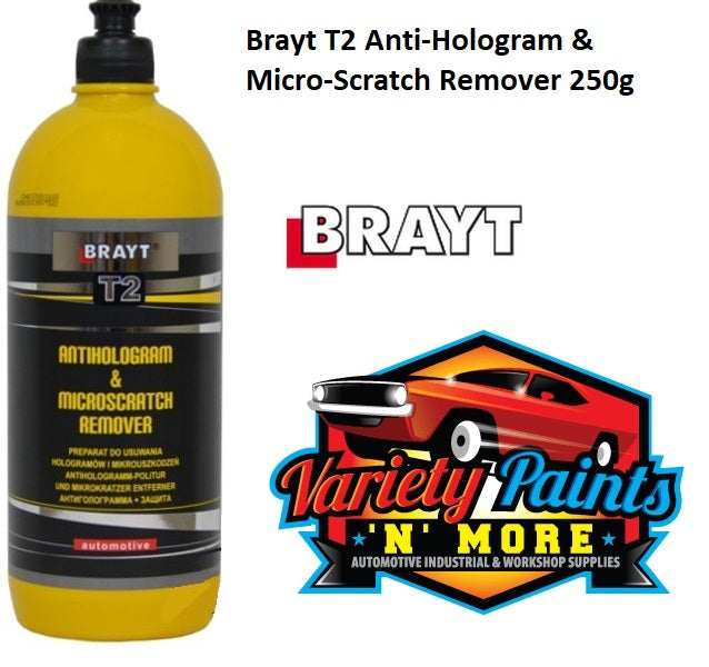 Brayt T2 Anti-Hologram & Micro-Scratch Remover 250g