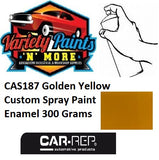 CAS187 GOLDEN Yellow Enamel Nason Aerosol 300 Grams