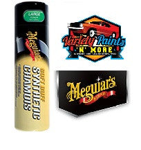 Meguiars Large Soft Buff Synthetic Chamois