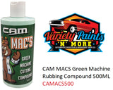 CAM MACS Green Machine Rubbing Compound 500ML