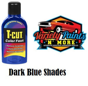 TCut Colorfast Polish Dark Blue 500ml