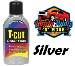 T Cut Colorfast Polish Silver 500ml