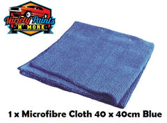 1 x Microfibre Cloth Blue Pack