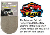 The Triplewax Pet Hair Remover and Upholstery Cleaning Mitt