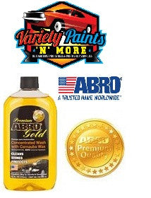 Abro Gold Car Wash 472ml