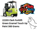22203 Clark Forklift Green Enamel Touch Up Paint 300 Grams