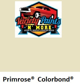 Primrose Colorbond Spray Paint 300g