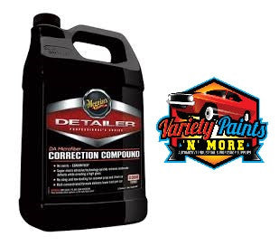Meguiars DA Microfibre Correction Compound 3.8 Litres