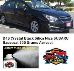D4S Storm Black Mica TOYOTA 2K Touch Up Paint 300 Grams