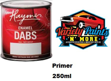 Haymes DABS Enamel Oil Undercoat 250ml