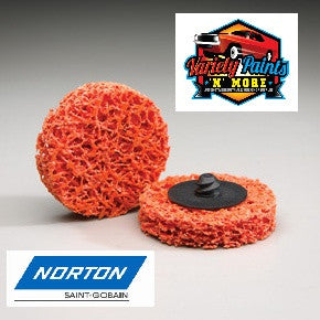 Norton 50mm Blaze Rapid Strip Roloc Discs