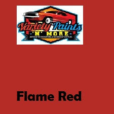 Flame Red Powdercoat Touch Up Bottle 50ml DULUX
