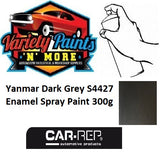 S4630 Dark Admirality Grey 2K Direct Gloss Enamel Aerosol Paint 300 Grams