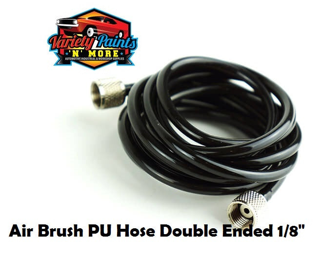 Air Brush PU Hose Double Ended 1/8""