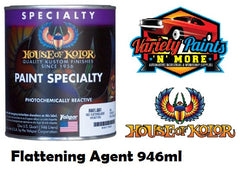 FLATTENING AGENT, FA-01 945ml House of Kolor