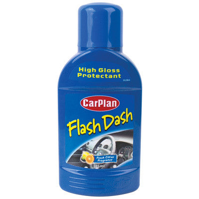 CarPlan Interior Flash Dash Cream 375ml