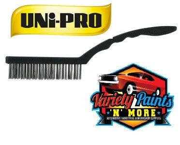 Unipro Small 4 Row Wire Brush