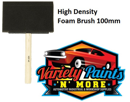 Unipro High Density Foam Brush 100mm