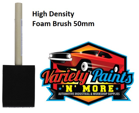 Unipro High Density Foam Brush 50mm