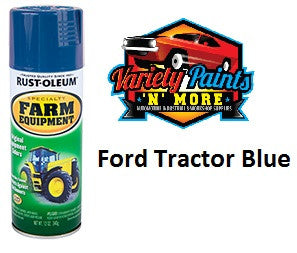 RustOleum Ford Tractor Blue Spray Paint