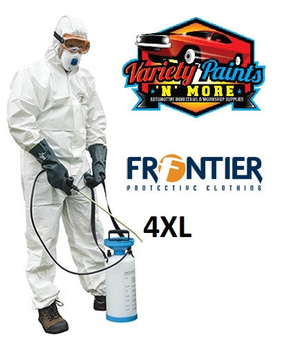Frontier Super Suit Disposable Overall 4XL