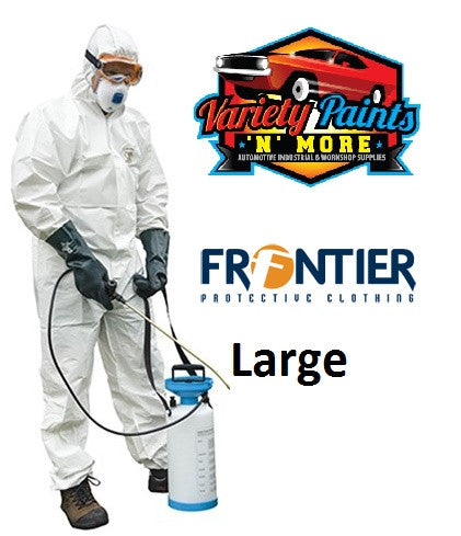Frontier Super Suit Disposable Overall Large
