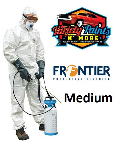 Frontier Super Suit Disposable Overall Medium