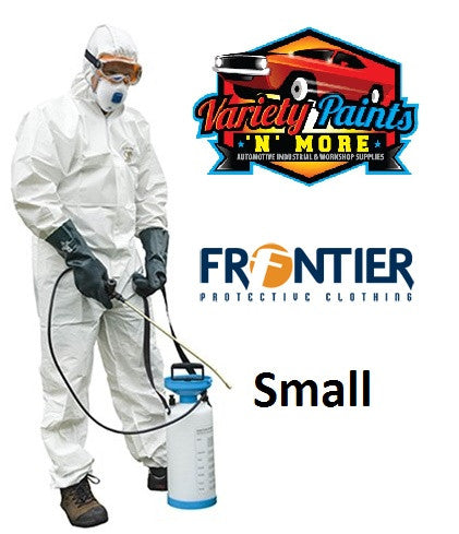 Frontier Super Suit Disposable Overall Small
