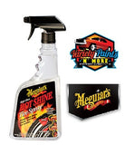 Meguiars Hot Shine Tyre Spray 710ml Trigger Pack