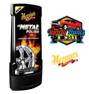 Meguiars All Metal Polish 236ml