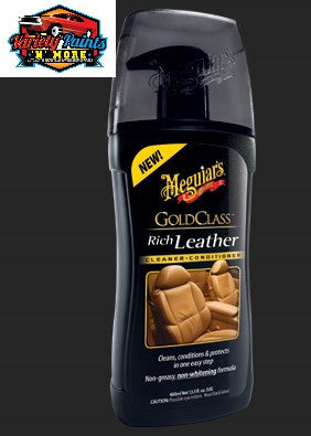 Meguiars Gold Class Rich Leather Cleaner 473ml