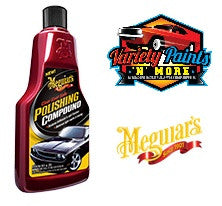 Meguiars Clear Coat Safe Polishing Compound 473ml