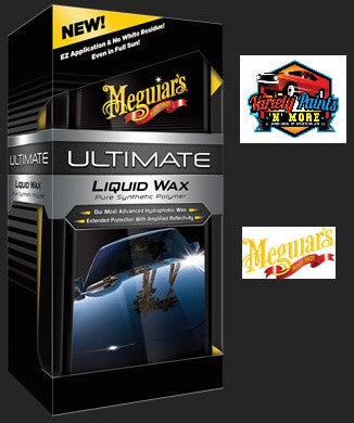 Meguiars Ultimate Liquid Wax 473ml