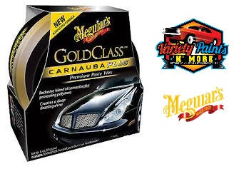 Meguiars Gold Class Carnauba Plus Paste Wax