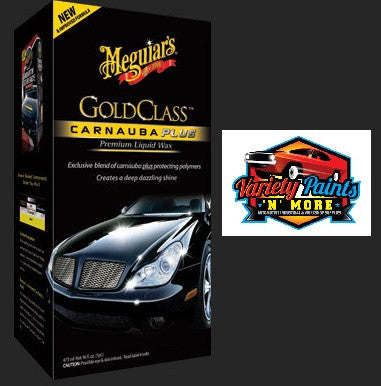 Meguiars Gold Class Carnauba Plus Liquid Wax