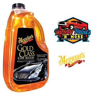 Meguiars Gold Class Car Wash Shampoo 1.9 Litre