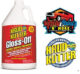 Krud Kutter Gloss Off Prepaint Surface Preparation 1 Gallon