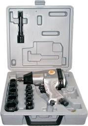 Geiger Impact Wrench Kit 1/2 With Sockets