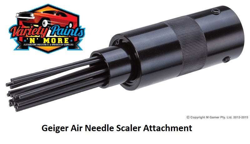 Geiger Air Needle Scaler Attachment