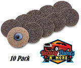 Geiger 50mm Brown Abrasive Disc (Pack of 10)