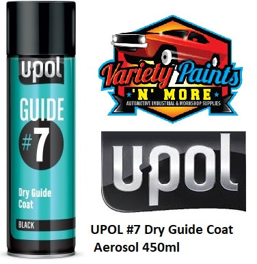 UPol #7 Guide Coat Aerosol 450ml