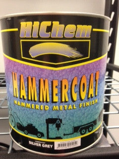 Hichem Hammercoat Epoxy Paint Blue 4 Litre