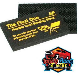 AP The Flexi One Flexible Hand Sanding Block AP-F1RB