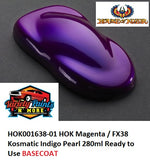 HOK Magenta / FX38 Kosmatic Indigo Pearl 280ml Ready to Use