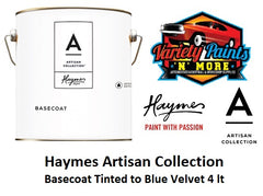 Haymes Artisan Collection Basecoat DKT Blue Velvet 4lt